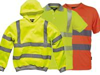 Warnschutz-Shirts