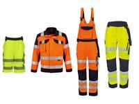 Warnschutz Arbeitskleidung