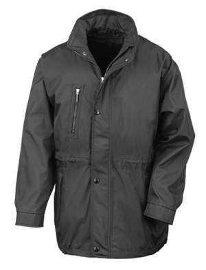 3-in-1 City-Executive-Long-Jacket - 408.33 - mit herausnehmbarer Fleece-Jacke