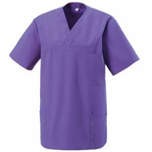 OP-Schlupfkasack - Exner 273-75-33 - Unisex - Purple