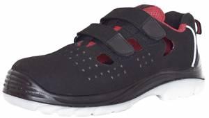S1P-Comfort-Sicherheits-Sandale - NITRAS MICRO STEP SUMMER 7422 - metallfrei - ESD - Gr. 35-50