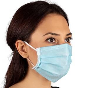 WASCHBARE Gesichtsmaske - Schutzmaske - MEDI - 3-lagig, OEKOTEX-zertifiziert - extra leichtes Atmen