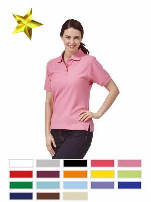 LUXURY-DAMEN-PIQUÉ-POLO-SHIRT - Ladies 1305 - 18 verschiedene Farben, XS-5XL