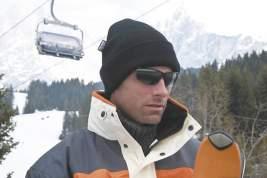 Wasserabweisende Skimütze - 333.34 - RC33 extra warm, auch in Warnfarben
