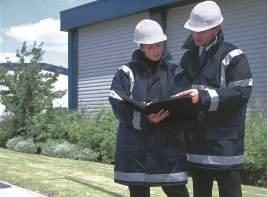 Management Coat / Sicherheitsjacke  - 410.33 -