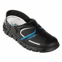 Comfort-Riemchen-Clog - Abeba Dynamic 7331 - ohne Zehenschutzkappe