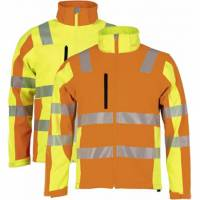 Exclusiv-Softshell-Jacke - Prevent Trendline PTW-DS 69/79 - 2-farbig, wasserdicht, atmungsaktiv
