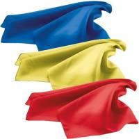 Damen-Einstecktuch / Damen-Halstuch - Exner 950-70 - einfarbig - 12 verschiedene Farben