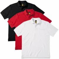 Herren-Pocket-Polo-Shirt - B&C Skill Pro 590.42 / PUC10 - 5 verschiedene Farben