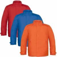 Herren-Jacke - B&C Mens Heavy Weight Jacket 452.42 / JM970 - 6 verschiedene Farben