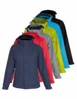Multikombinierbare 5-in-1-Damenjacke - Promodoro Women`s Perfomance Jacket C+ 7549