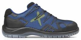 EXENA S1P-Comfort-Sicherheits-Halbschuh - EROS BLUE - metallfrei