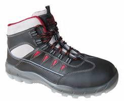 S3-Comfort-Sicherheits-Hochschuh - NITRAS SPORTSTEP HIGH 7301 - ab Gr. 36 - metallfrei - ESD