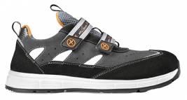 EXENA S1P-Comfort-Sicherheits-Sandale - JOHN - metallfrei