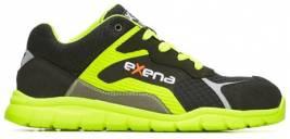 EXENA S1P-Comfort-Sicherheits-Halbschuh - XR55 AVENIDA