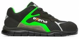 EXENA S1P-Comfort-Sicherheits-Halbschuh - XR66 ROUTE