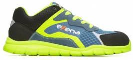 EXENA S1P-Comfort-Sicherheits-Halbschuh - XR76 RAMBLA
