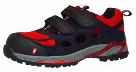 S1P-Comfort-Sicherheits-Sandale - NITRAS PRO STEP SUMMER 7412 - metallfrei - ESD