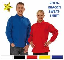 LUXURY-POLO-SWEAT-SHIRT - FaPak 1290 - XS-5XL